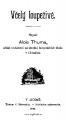 Včely loupeživé - Alois Thuma, učitel včelařství v Chrudimi r. 1898